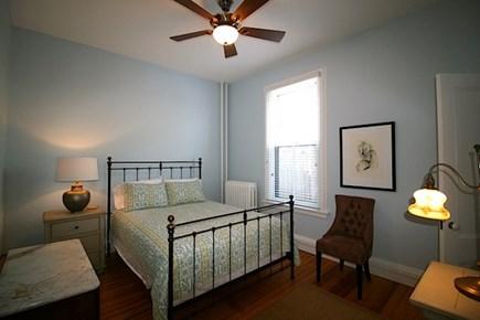 Provincetown Cape Cod vacation rental - First floor bedroom 2 - queen bed with en suite bath