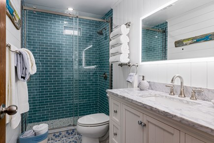 Provincetown Cape Cod vacation rental - Newly renovated full bath on first floor