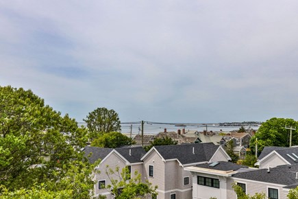 Provincetown Cape Cod vacation rental - Views toward Provincetown Harbor and plenty of sunsets