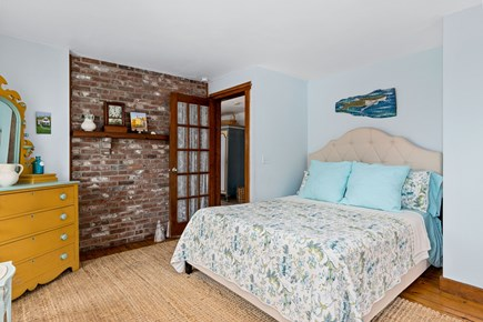 Provincetown Cape Cod vacation rental - 3rd First Floor Bedroom with Queen Sized Bed