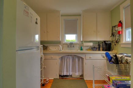 Truro, Beach Point Cape Cod vacation rental - Views! Fully quipped kitchen has everything other than dishwasher