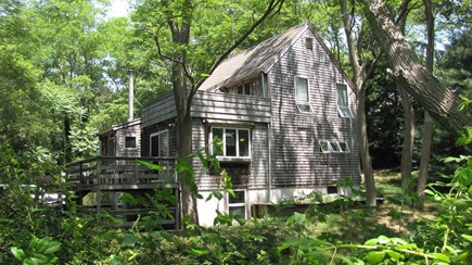 Truro Cape Cod vacation rental - Tucked away for plenty of privacy in locust grove