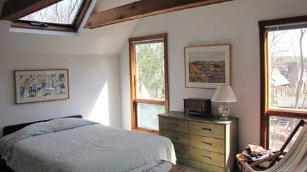 Truro Cape Cod vacation rental - Second level Master Bedroom has queen bed