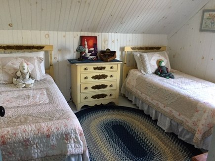Orleans Cape Cod vacation rental - 3rd bedroom w/twin beds