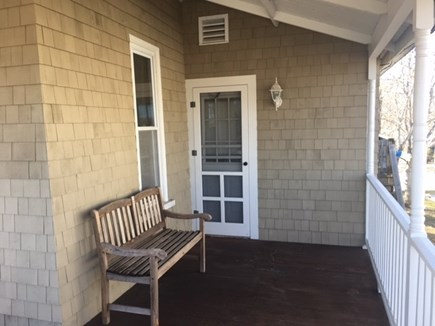 Falmouth Cape Cod vacation rental - Side Bedroom with private Door to Front Porch