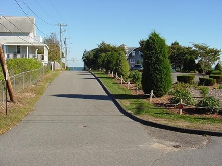 Falmouth Cape Cod vacation rental - Water View from Front Porch