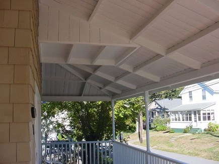Falmouth Cape Cod vacation rental - Front Porch