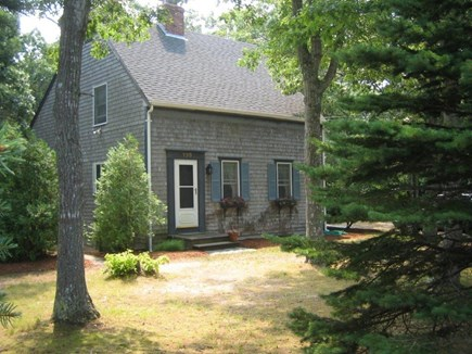 Eastham Cape Cod vacation rental - Front entry