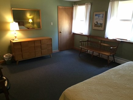 Eastham Cape Cod vacation rental - Master bedroom view from headboard