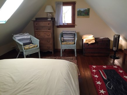 Orleans Cape Cod vacation rental - Loft bedroom with queen bed
