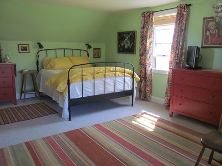 Orleans Cape Cod vacation rental - Upstairs Master Bedroom with queen bed