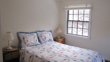 Truro Cape Cod vacation rental - Bedroom with double bed