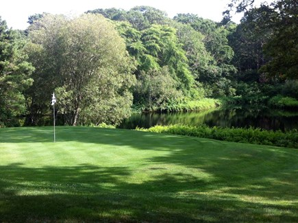 West Yarmouth Cape Cod vacation rental - 10 hole Par 3 golf course 1/4 mile from the house
