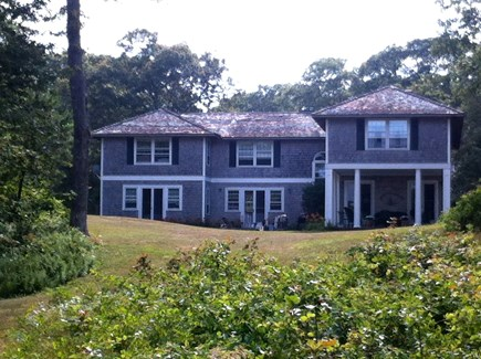 West Yarmouth Cape Cod vacation rental - Hill House: Spacious 7-bedroom home with water views