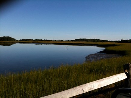 West Yarmouth Cape Cod vacation rental - The creek for great crabbing and fishing
