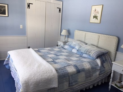West Yarmouth Cape Cod vacation rental - Bedroom with water view