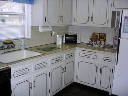 Eastham Cape Cod vacation rental - Kitchen work area