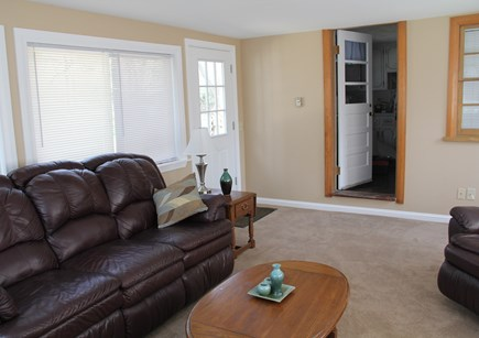 Eastham Cape Cod vacation rental - Sunny family room