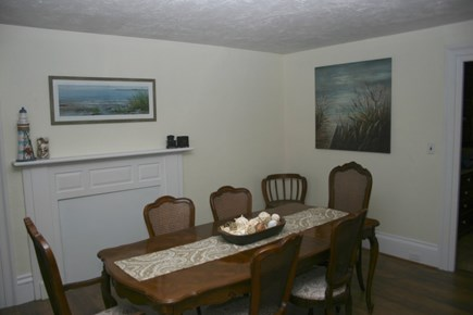 South Yarmouth Cape Cod vacation rental - Formal dining room