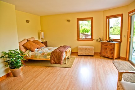 Wellfleet Cape Cod vacation rental - Bedroom 4- the yoga room