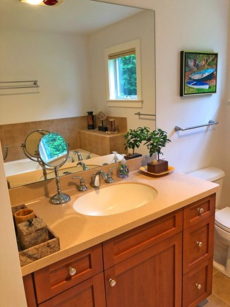 Wellfleet Cape Cod vacation rental - One of the Bathrooms