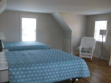 South Chatham Cape Cod vacation rental - 2nd floor master with 2 queens