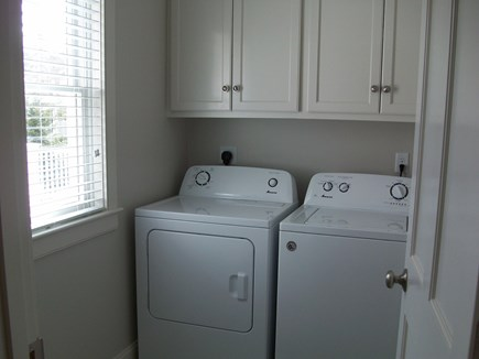 South Chatham Cape Cod vacation rental - Laundry