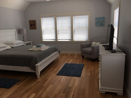 South Chatham Cape Cod vacation rental - 1st floor master w/ king