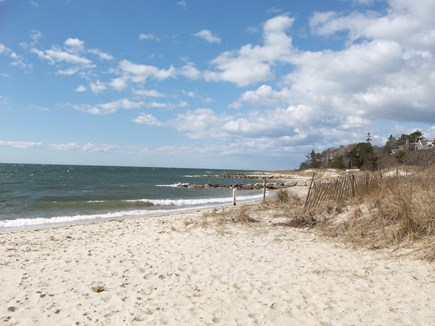 South Chatham Cape Cod vacation rental - Pleasant St Beach just a 1/2 mile away