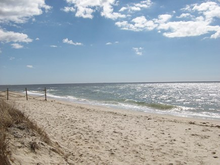 South Chatham Cape Cod vacation rental - Forest Beach also just a 1/2 mile away