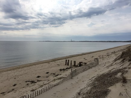 Truro Cape Cod vacation rental - Bay Beach - you can even walk to Provincetown