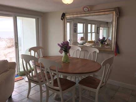 Truro Cape Cod vacation rental - Dining with a View!