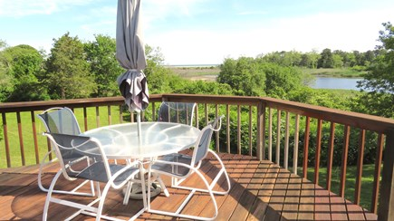 Brewster Cape Cod vacation rental - Enjoy stunning views of the tidal stream and Cape Cod Bay beyond.