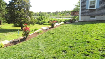 Brewster Cape Cod vacation rental - It's a tidy cottage on an oversized lot with plenty of privacy.