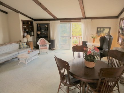 Brewster Cape Cod vacation rental - Dining area is right off the kitchen
