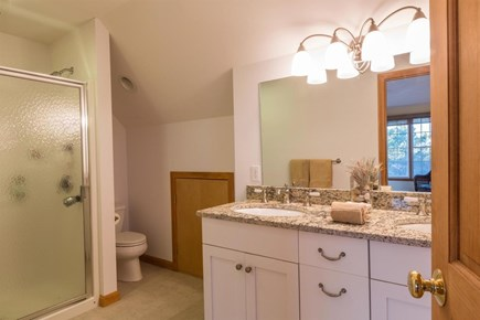 Wellfleet Cape Cod vacation rental - One of the 3.5 baths