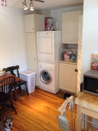 Provincetown Cape Cod vacation rental - Kitchen with Washer/Dryer
