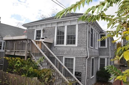 Provincetown Cape Cod vacation rental - Our Home Built in 1850; Entrance is on the Second Floor