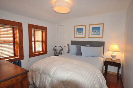 Provincetown Cape Cod vacation rental - Bedroom with Queen Bed and AC