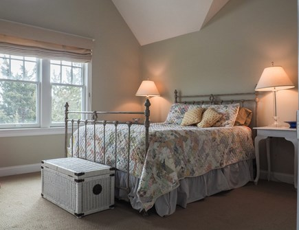 West Yarmouth Great Island Cape Cod vacation rental - Large bedroom with 1/2 bath attached.