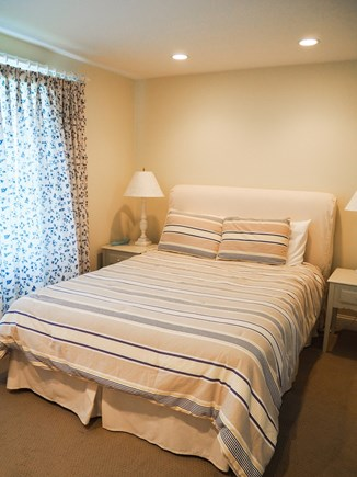 West Yarmouth Great Island Cape Cod vacation rental - First floor bedroom with bath across hall.  Great for grandma.