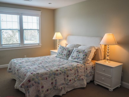 West Yarmouth Great Island Cape Cod vacation rental - Cozy and comfortable bedroom with queen bed.