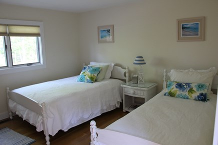 Chatham Cape Cod vacation rental - 2nd Guest Bedroom with Full and Single beds