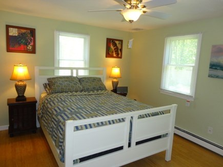 West Yarmouth Cape Cod vacation rental - 1st floor queen bedroom