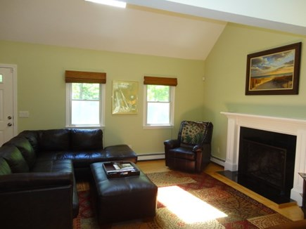 West Yarmouth Cape Cod vacation rental - Spacious living room...