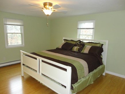 West Yarmouth Cape Cod vacation rental - 2nd floor king bedroom