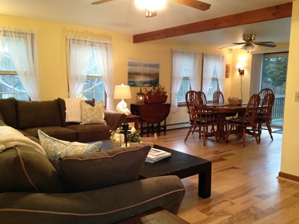 Eastham Cape Cod vacation rental - Bright Comfortable Living room