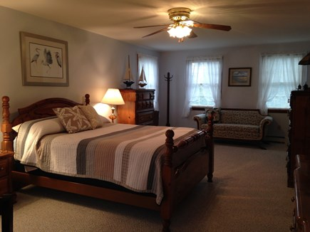 Eastham Cape Cod vacation rental - Another view of bedroom