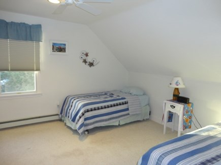 West Yarmouth Cape Cod vacation rental - 2nd floor bedroom-2 twins