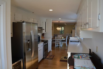 West Yarmouth Cape Cod vacation rental - Updated kitchen with many extras